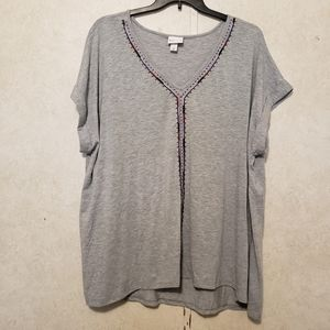 Two Tunic Tops